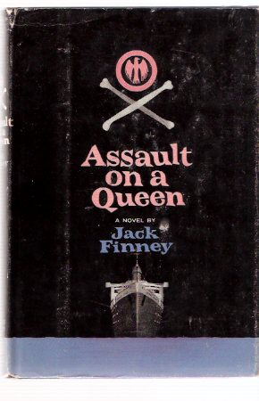 Image for Assault on a Queen -by Jack Finney