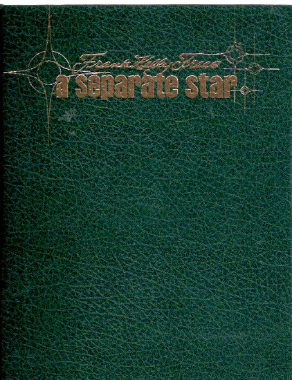 Image for Frank Kelly Freas:  A Separate Star -a Signed Copy