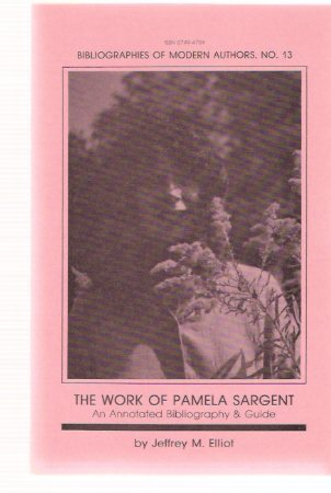 Image for The Work of Pamela Sargent: Bibliographies of Modern Authors - Borgo Press