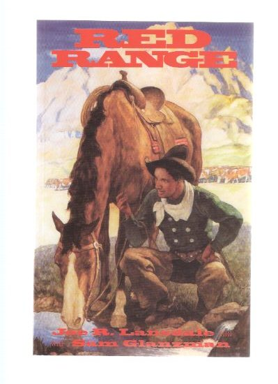 Image for Red Range -a Wild Western Adventure -a Graphic Novel By Joe R Lansdale