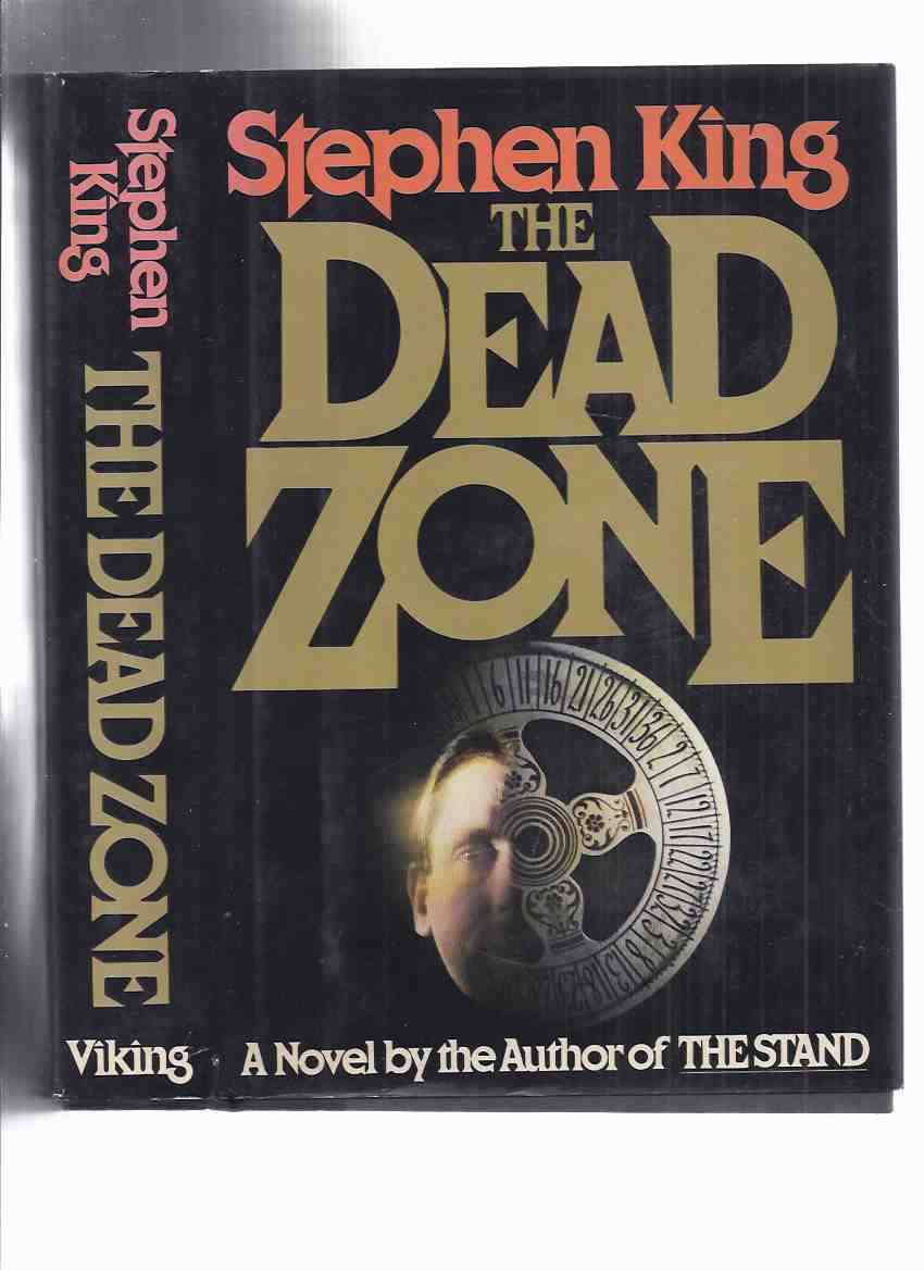Image for The Dead Zone ---by Stephen King -a signed Copy (also Signed By David Cronenberg )