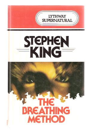 Image for The Breathing Method  ---by Stephen King ( Large Print Edition )