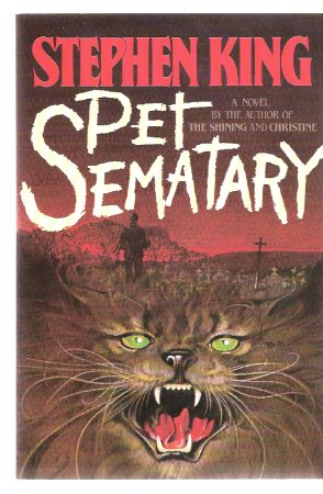 Image for Pet Sematary --- Uncorrected Galley Proof, 1st State Edition ---by Stephen King