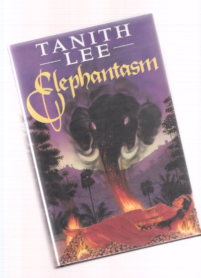 Image for Elephantasm  ---by Tanith Lee