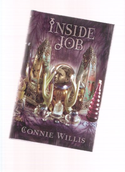 Image for Inside Job ---by Connie Willis - a signed Copy