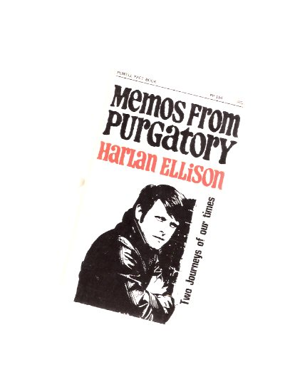 Image for Memos from Purgatory ---by Harlan Ellison