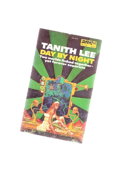 Image for Day By Night  ---by Tanith Lee -a signed copy