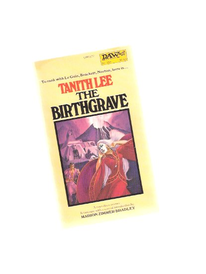 Image for The Birthgrave ---by Tanith Lee -a signed copy