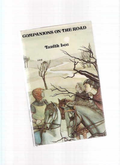 Image for Companions on the Road ---by Tanith Lee