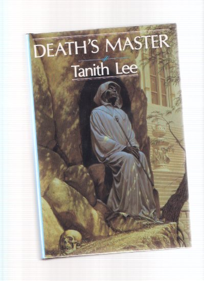 Image for Death's Master: A Novel of the Flat Earth ---by Tanith Lee - a Signed Limited Edition Copy