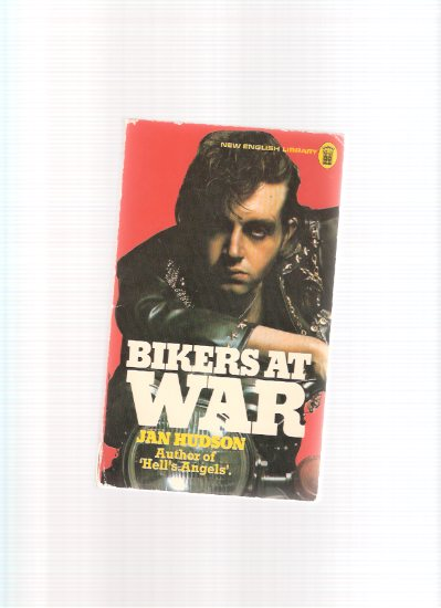 Image for Bikers at War  (a Hells / Hell's Angels book)