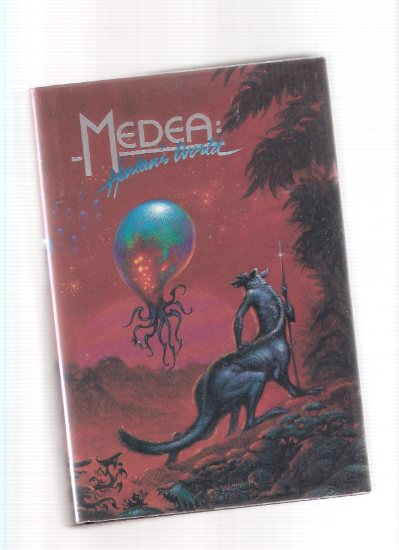 Image for Medea:  Harlan's World  -by Harlan Ellison (and friends)