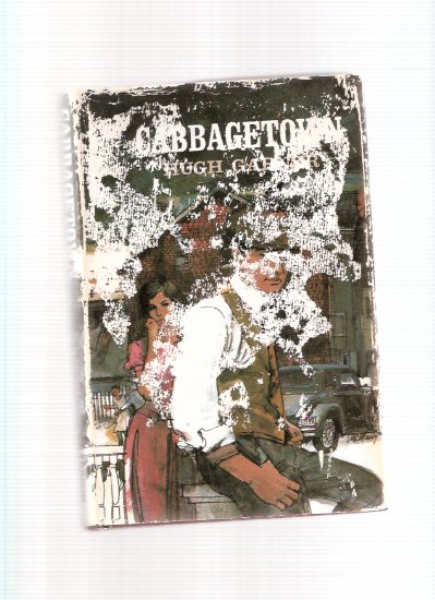 Image for Cabbagetown -by Hugh Garner ( Toronto Area Bordered By Parliament / Gerrard / Queen Streets and the Don River )(the first hardcover edition )
