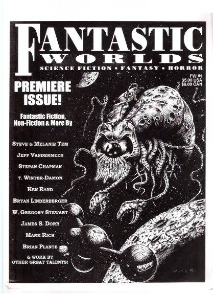 Image for Fantastic Worlds:  Science Fiction; Fantasy; Horror - Volume 1, # 1