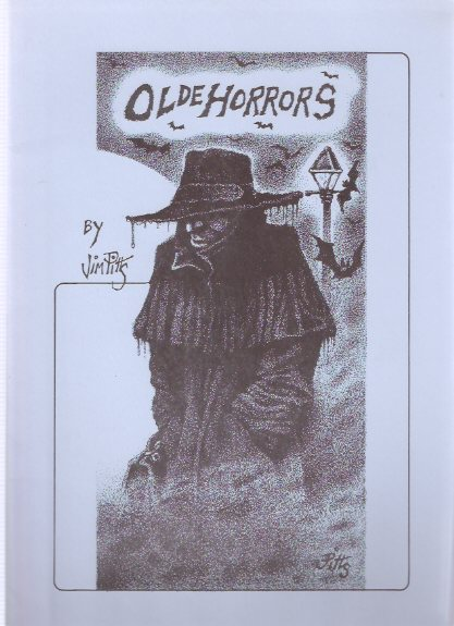 Image for Olde Horrors By Jim Pitts ( Portfolio )(The Pitts and the Pendulum By Jones )( OLD )
