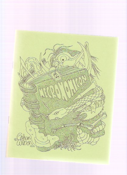Image for NecronomiCon:  The Cthulhu Mythos Convention, August 20 - 22, 1993 - Special Guest of Honor, Robert Bloch, Artist Guest of Honor - Gahan Wilson (signed By numerous participants )( Inc. An Excerpt from ONCE AROUND the BLOCH )