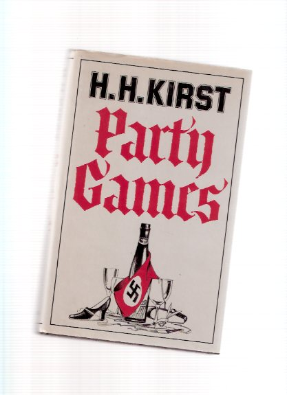 Image for Party Games ---by H H Kirst