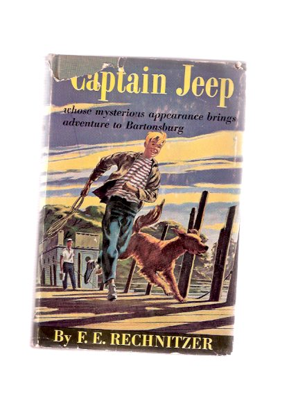 Image for Captain Jeep ( Whose Mysterious Appearance brings Adventure to Bartonsburg )