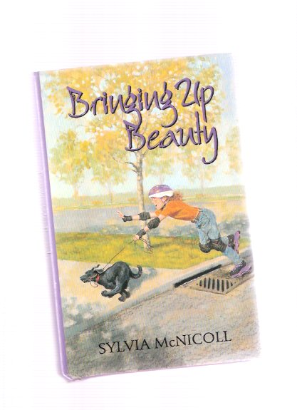Image for Bringing Up Beauty ---a Signed Copy ( story about a Black Lab / Labrador puppy )