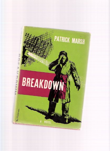 Image for Breakdown ( Filmed as The Test By BBC, Starring Nicholas Selby )
