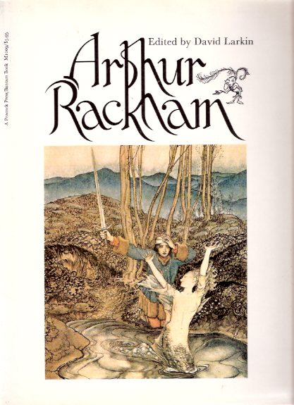 Image for Arthur Rackham - a Bantam / Peacock Press Art Book