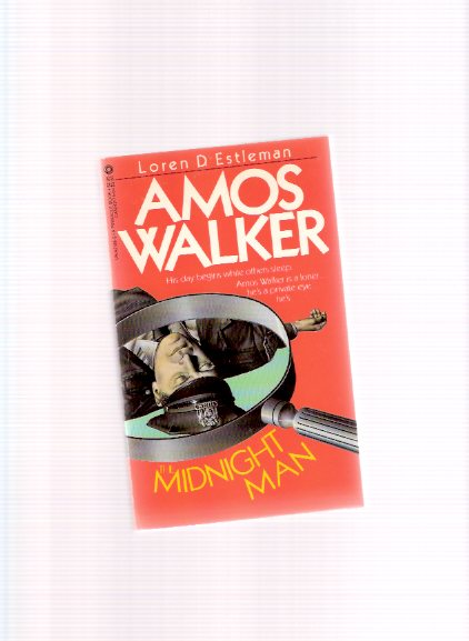 Image for The Midnight Man -an Amos Walker Mystery ---a Signed Copy