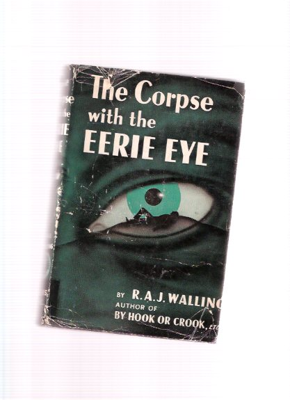 Image for The Corpse with the Eerie Eye ---a Philip Tolefree Mystery (aka:  Castle Dinas )