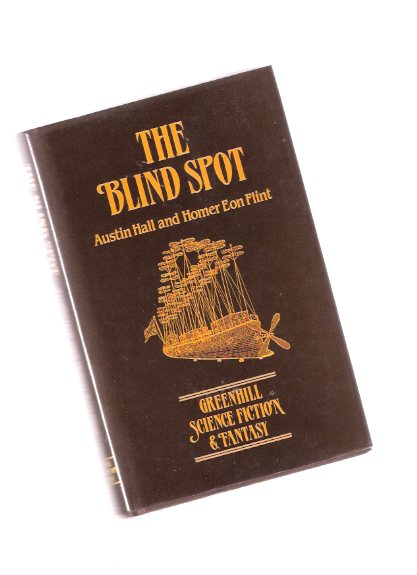 Image for The Blind Spot / Greenhill Science Fiction and Fantasy Series ( Complete and Unabridged )