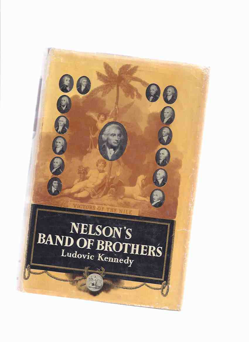 Image for Nelson's Band of Brothers ( Lord Horatio Nelson )