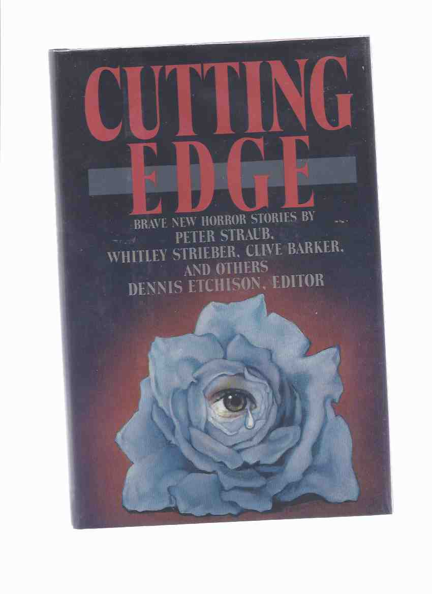 Image for Cutting Edge:  Brave New Horror Stories ( Blue Rose; Lacunae; Vampire; Lost Souls; Reaper; etc)