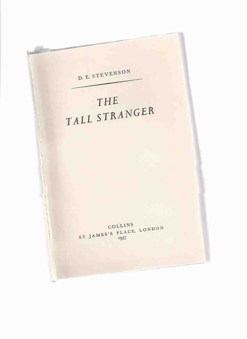 Image for The Tall Stranger -by D E Stevenson