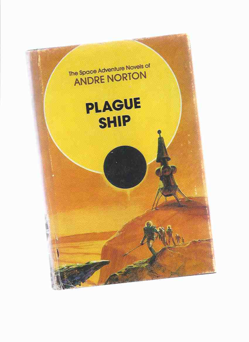Image for Plague Ship:  The Space Adventure Novels of Andre Norton