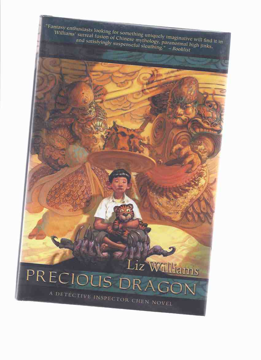 Image for Precious Dragon:  A Detective Inspector Chen Novel
