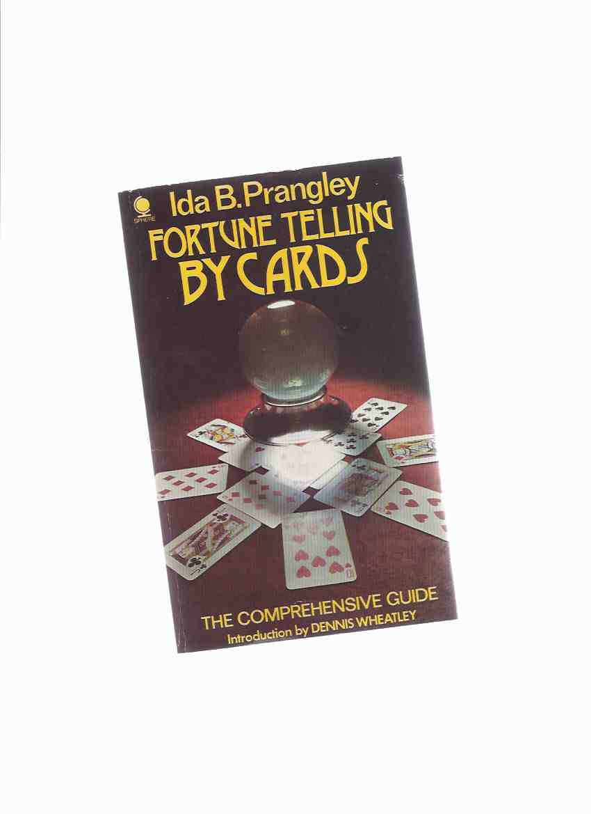 Image for Fortune Telling By Cards: The Comprehensive Guide  --- Volume 31 in the Dennis Wheatley Library of the Occult ( Variant Cover )