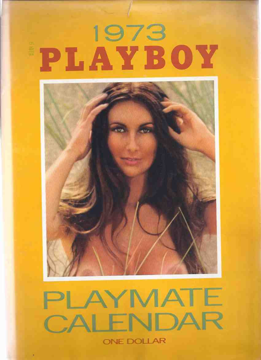 Image for PLAYBOY Playmate Calendar for 1973 -with Original Sleeve