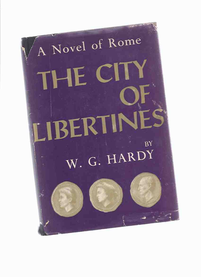 Image for The City of Libertines -a Novel of Rome