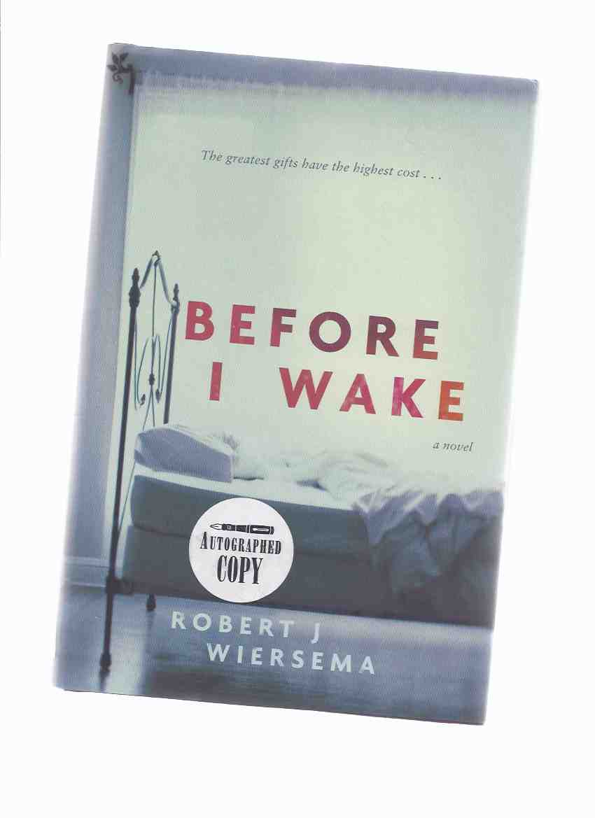 Image for Before I Wake -a Signed Copy