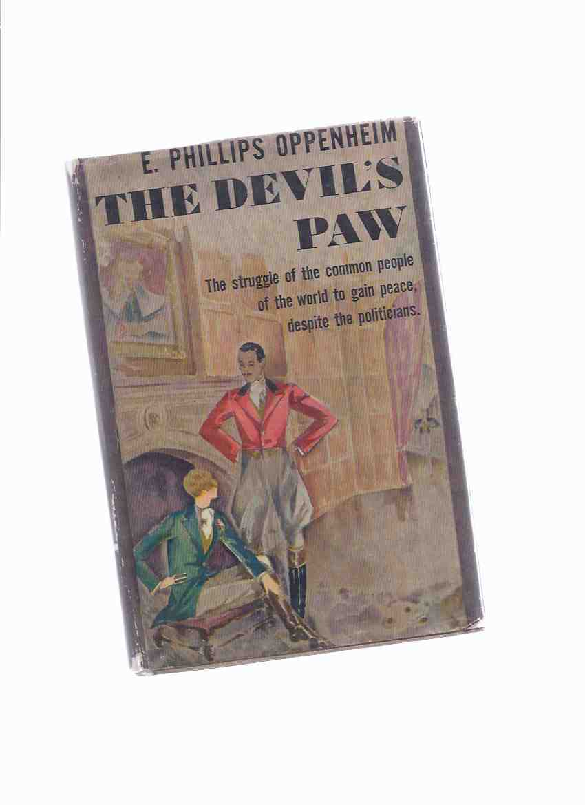 Image for The Devil's Paw -by E Phillips Oppenheim