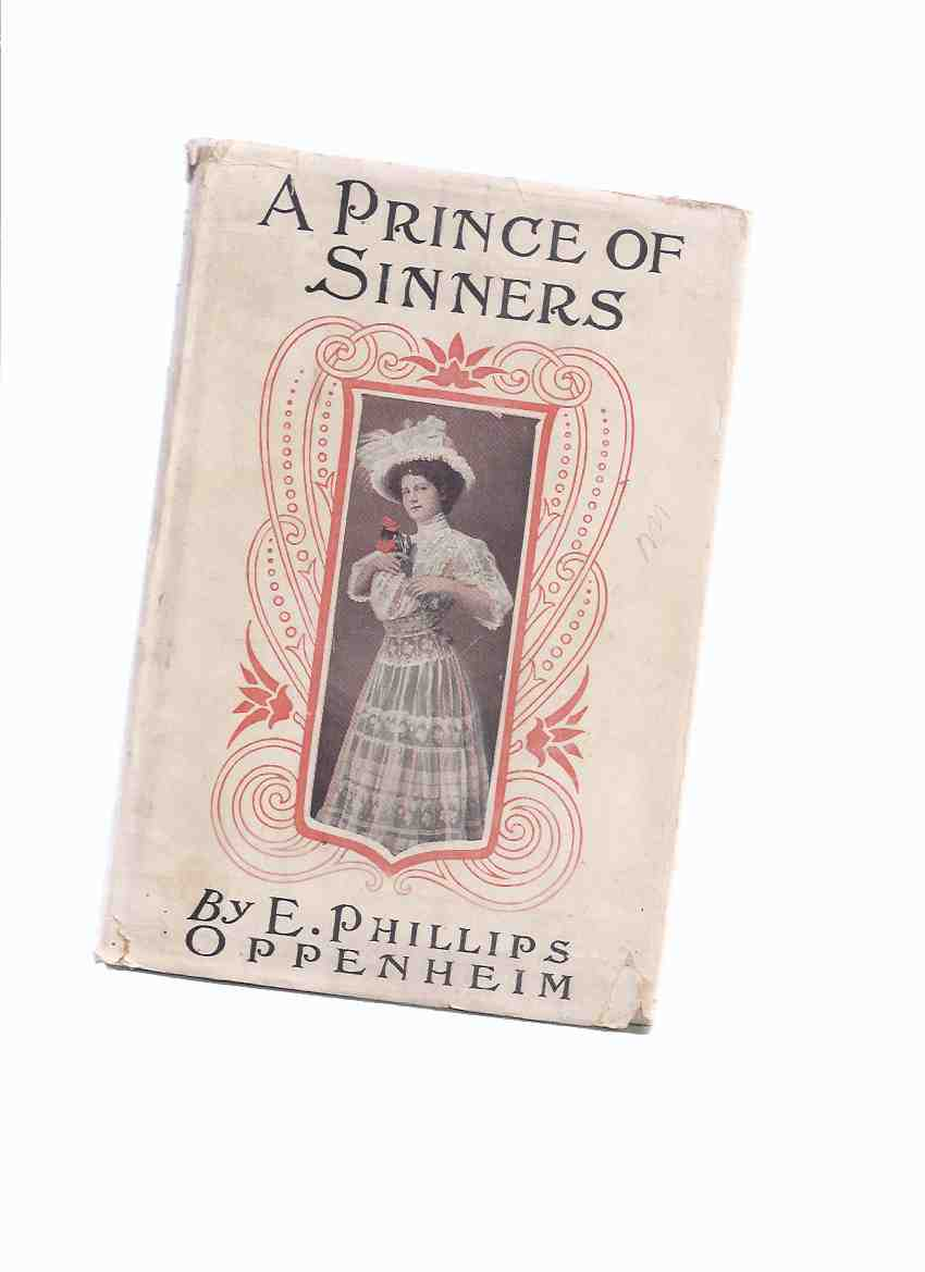 Image for A Prince of Sinners -by E Phillips Oppenheim