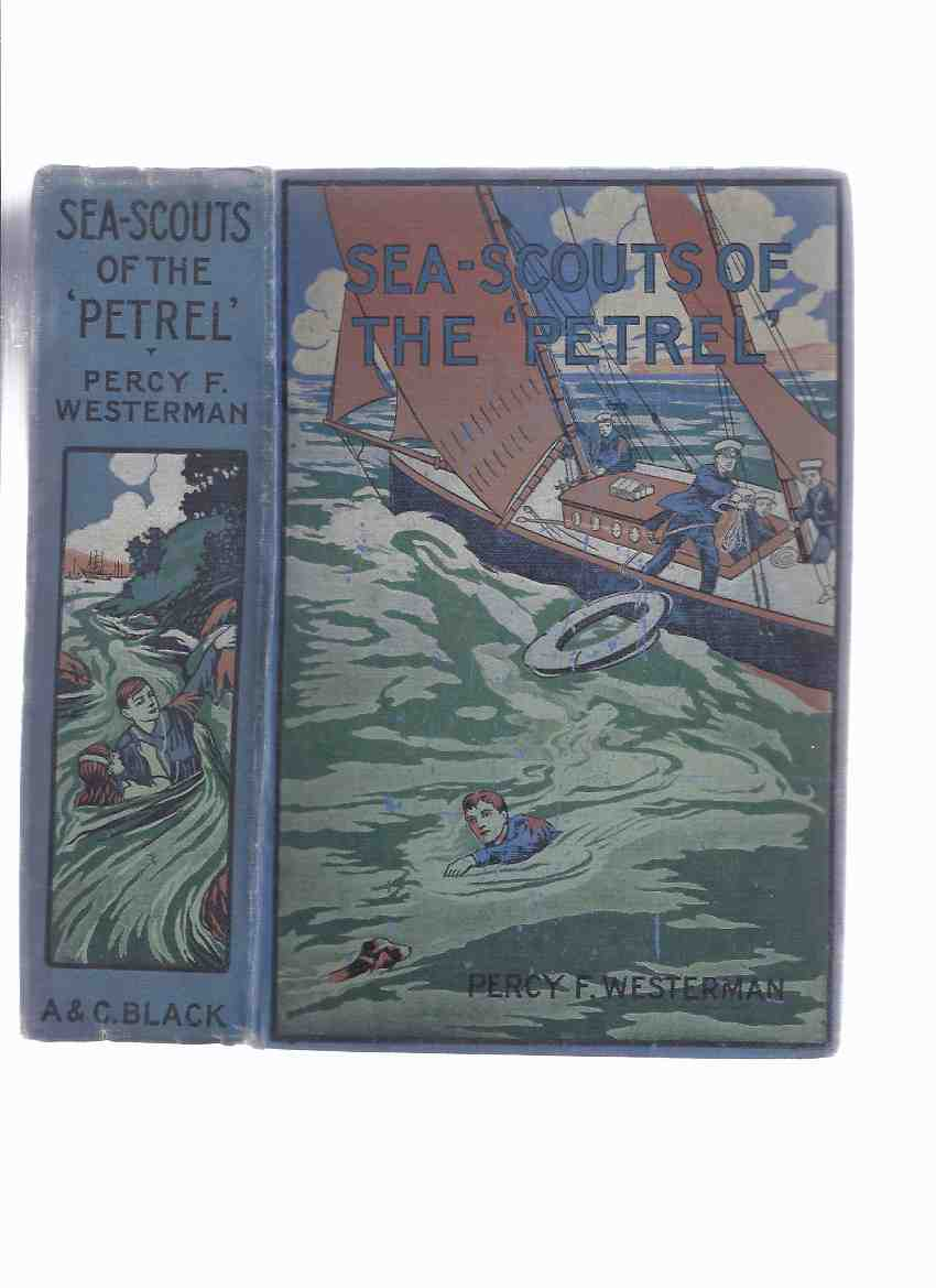 Image for Sea-Scouts of the PETREL -by Percy F Westerman