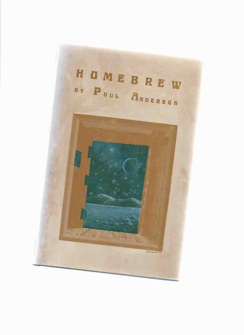 Homebrew ---by Poul Anderson ---a signed Copy