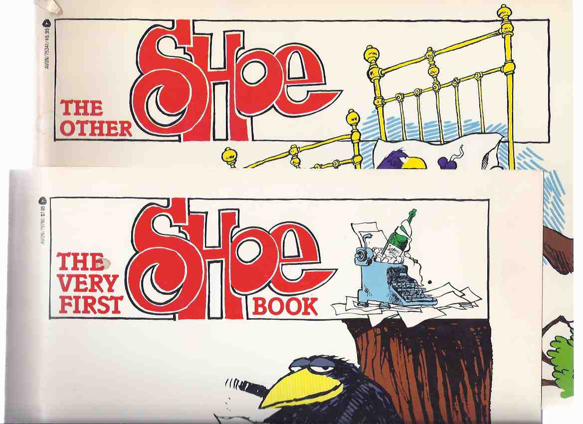 Image for The Very First SHOE Book ---with The Other SHOE ---Two Volumes