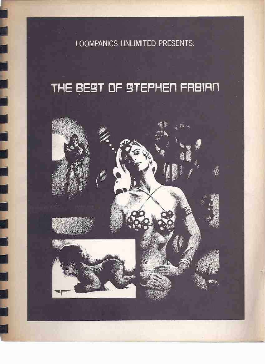 Image for Loompanics Unlimited Presents The Best of Stephen Fabian