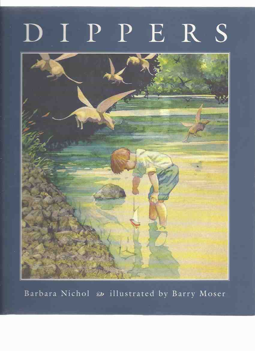 Image for Dippers -by Barbara Nichol -a Signed Copy