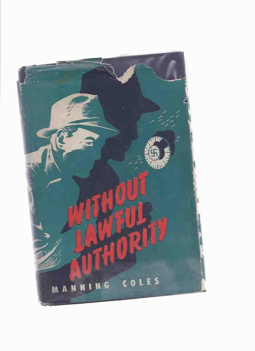 Image for Without Lawful Authority  -a Tommy Hambledon Mystery