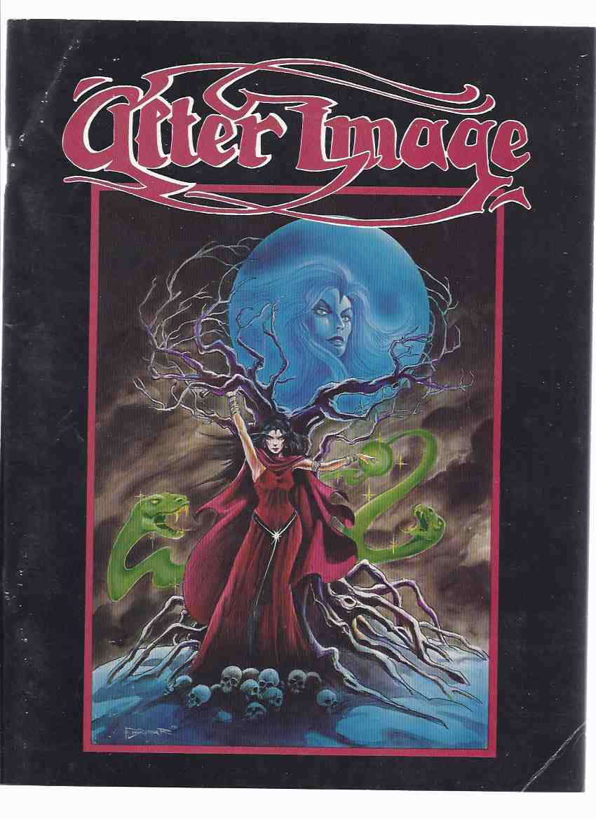 Image for After Image:  The Art of Frank Brunner -a Signed Copy ( The Brunner Mystique, Volume 2 )