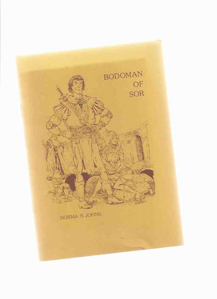 Image for Bodoman of Sor [ Being the Saga of Dam Rabot  From the Groanicles of Sor ] - British Fantasy Society Booklet No. 1 ( a Parody of Tarnsman of Gor, By John Norman )