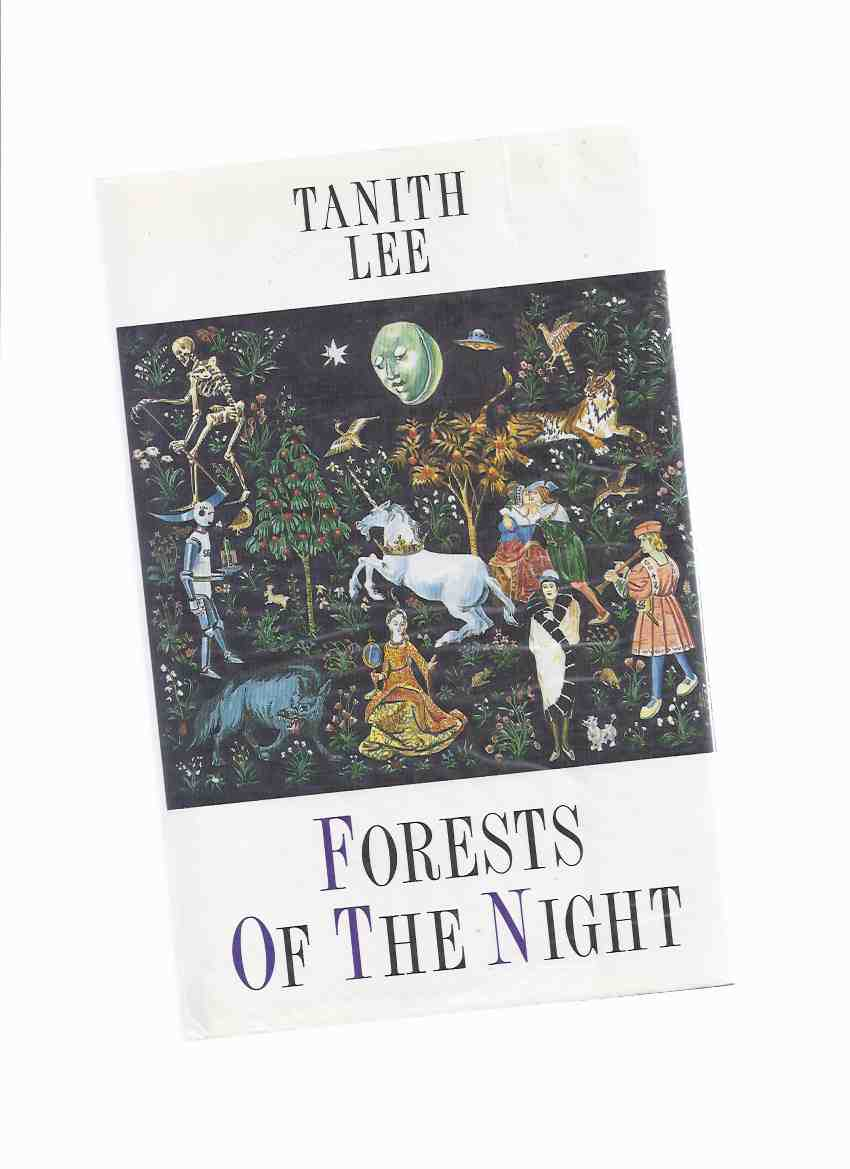 Image for Forests of the Night ( Contains:  Red as Blood, The Gorgon; Madonna of the Machine; etc)