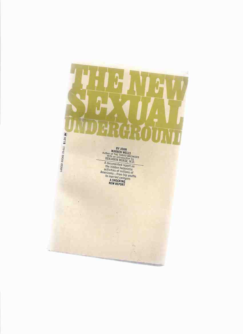 Image for The New Sexual Underground -by John Warren Wells ( Lawrence Block )