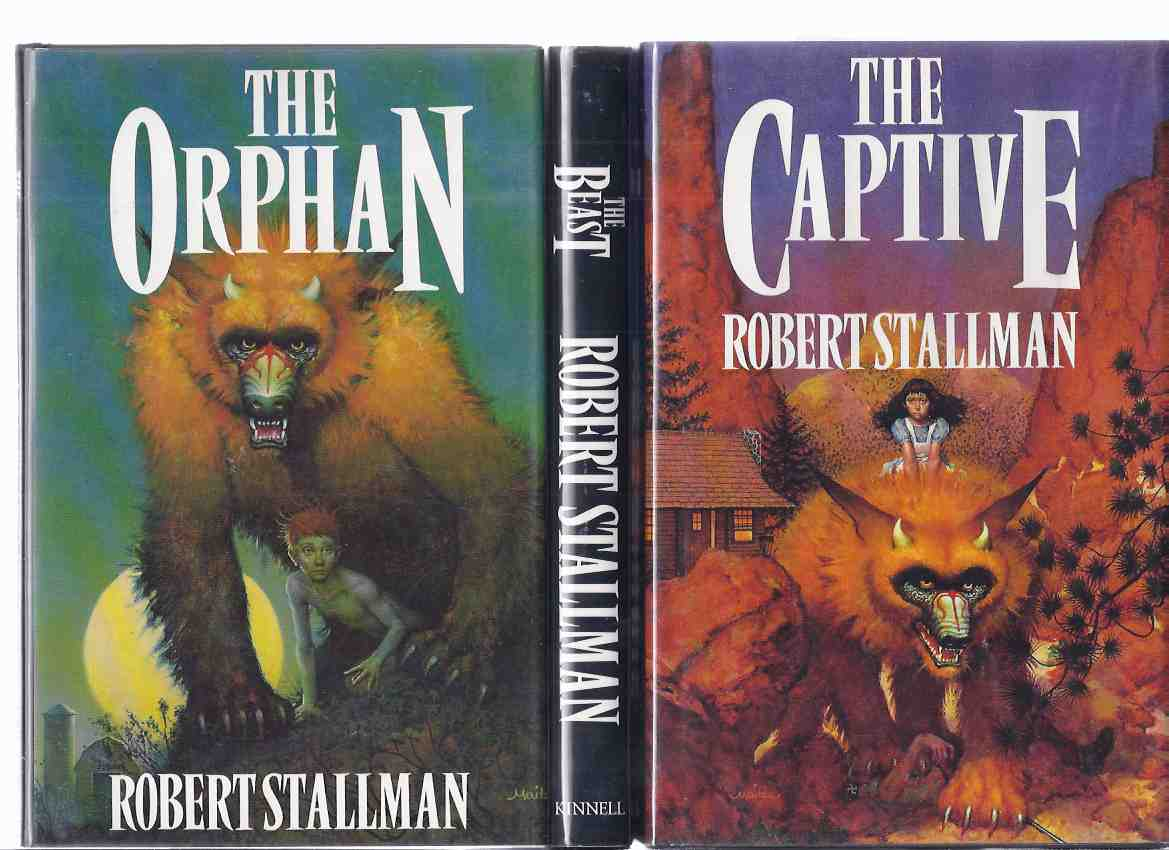 Image for -3 Volumes: The Orphan ---with The Captive ---with The Beast